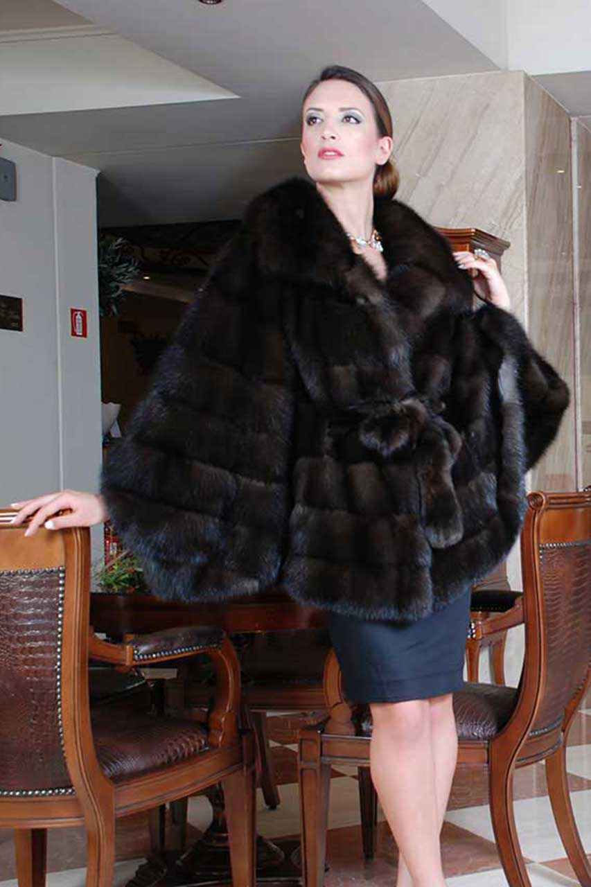 Brand new Russian Sable Fur cape, Barguzinsky very good quality | eBay for Sable Fur Cape  103wja